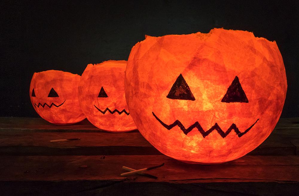 Zucche Di Halloween Terrificanti.Dolcetto O Scherzetto Terrificanti Lanterne Per Halloween Do It