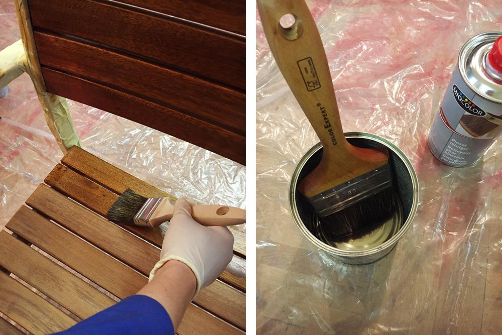 Prepara il balcone alla primavera rinfresca i mobili da for Seconda mano mobili