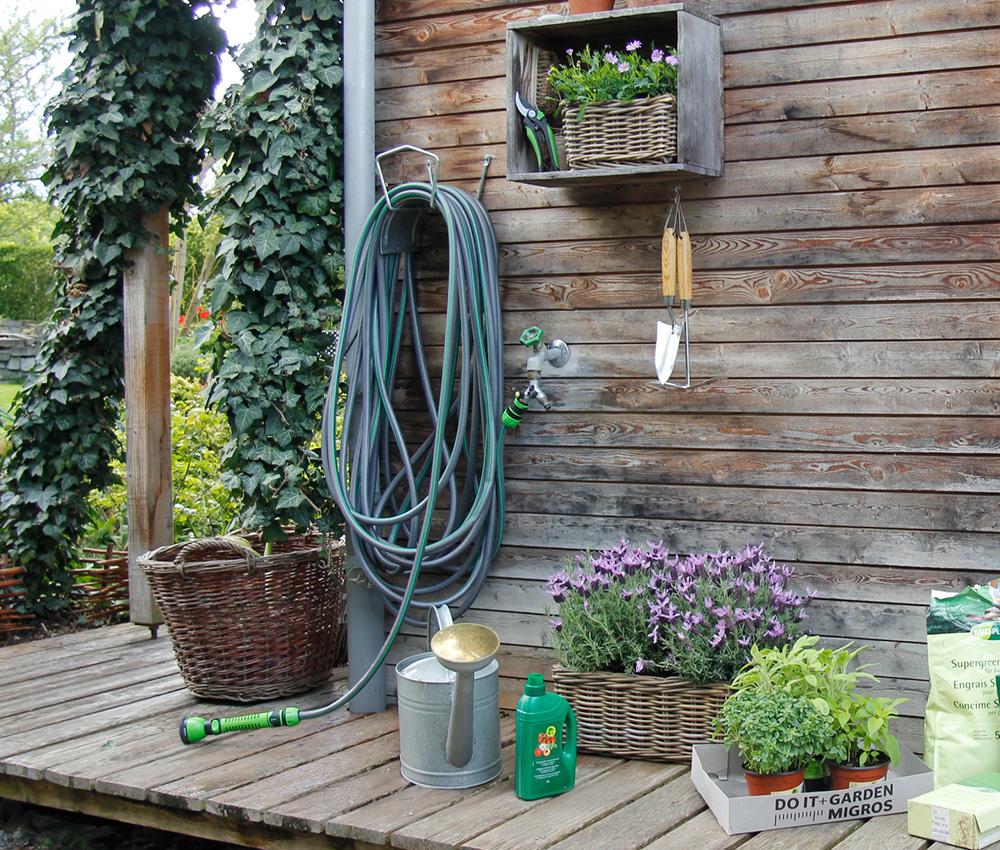Systeme Arrosage Potager Vacances conseils et astuces pour l'arrosage du jardin - do it +