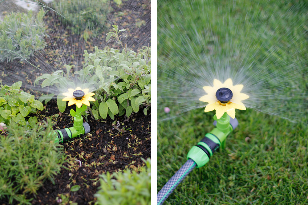 Sprinkleranlage Garten mit gut design für ihr haus ideen