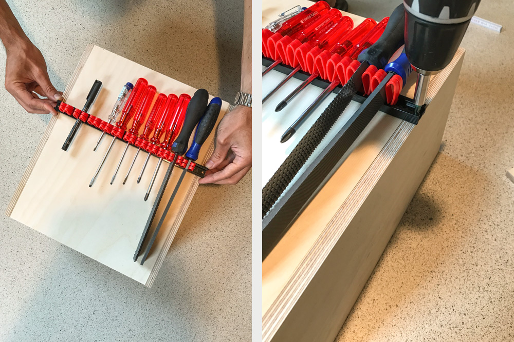 eine selbstgebaute toolbox f r alle deine werkzeuge. Black Bedroom Furniture Sets. Home Design Ideas