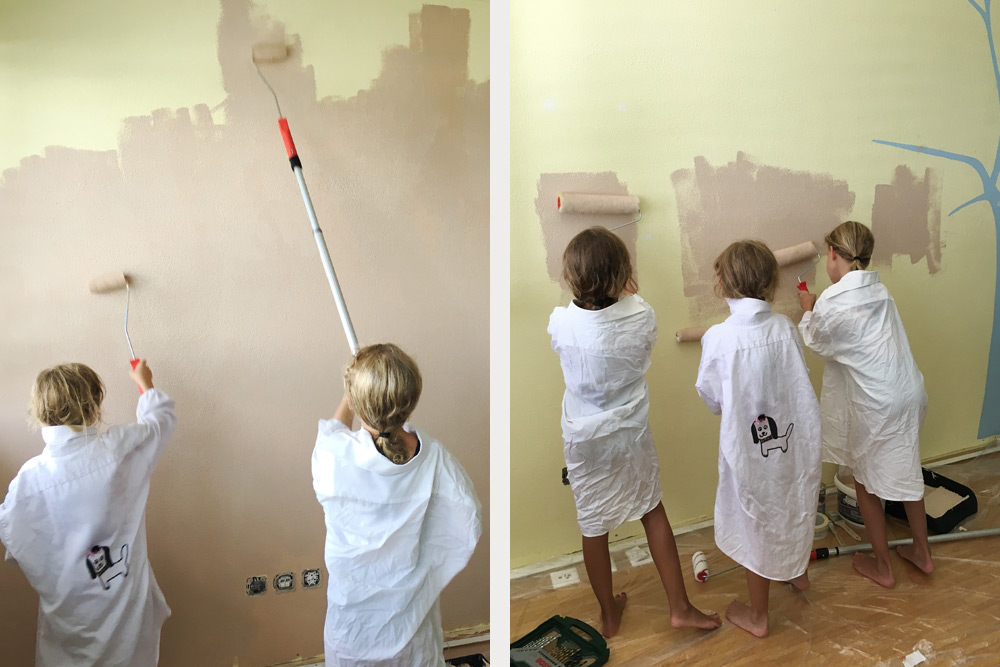 upcycling und deko ideen f r ein altersgerechtes kinderzimmer. Black Bedroom Furniture Sets. Home Design Ideas