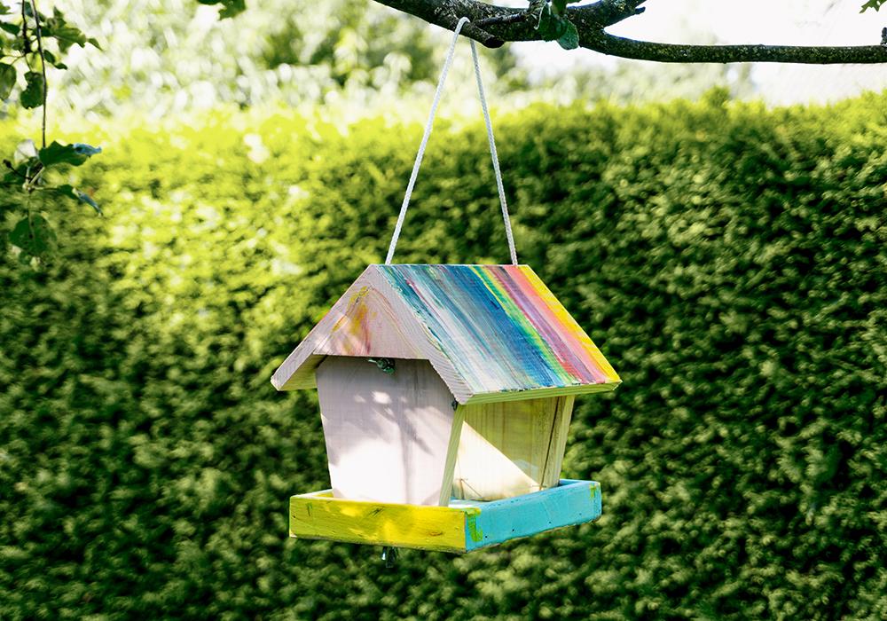 Casette Per Bambini Piccoli : Casetta e vasca per uccellini u per superare l inverno