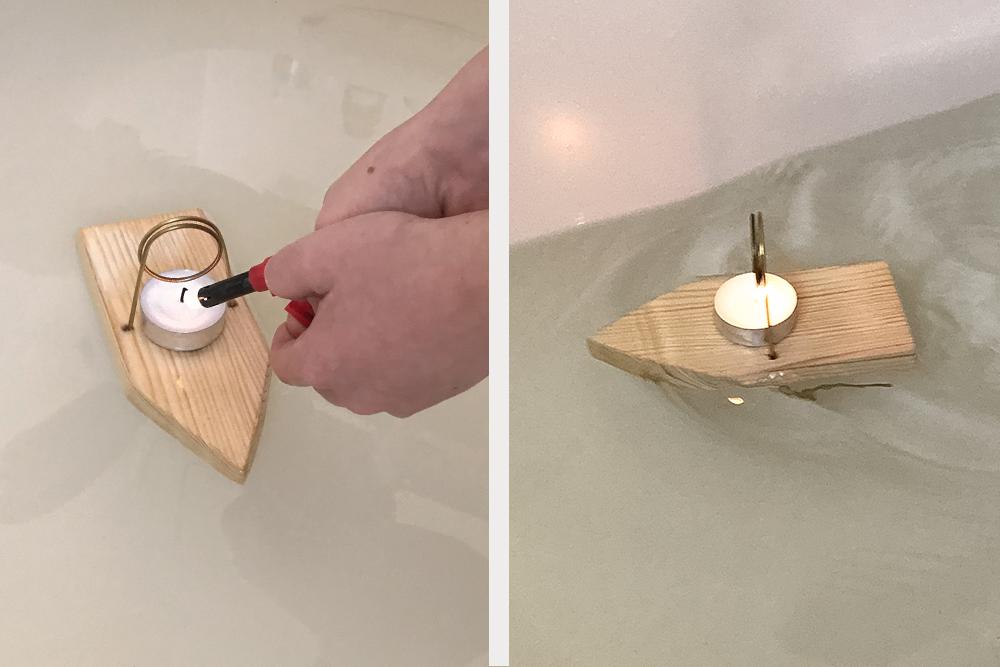 Jeder Kann Mit Unserer Bauanleitung Ein Knatterboot Selber Bauen