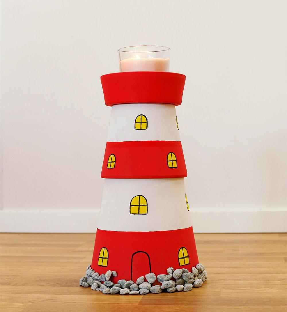 Basteln sie sich einen leuchtturm do it garden blog for Leuchtturm basteln