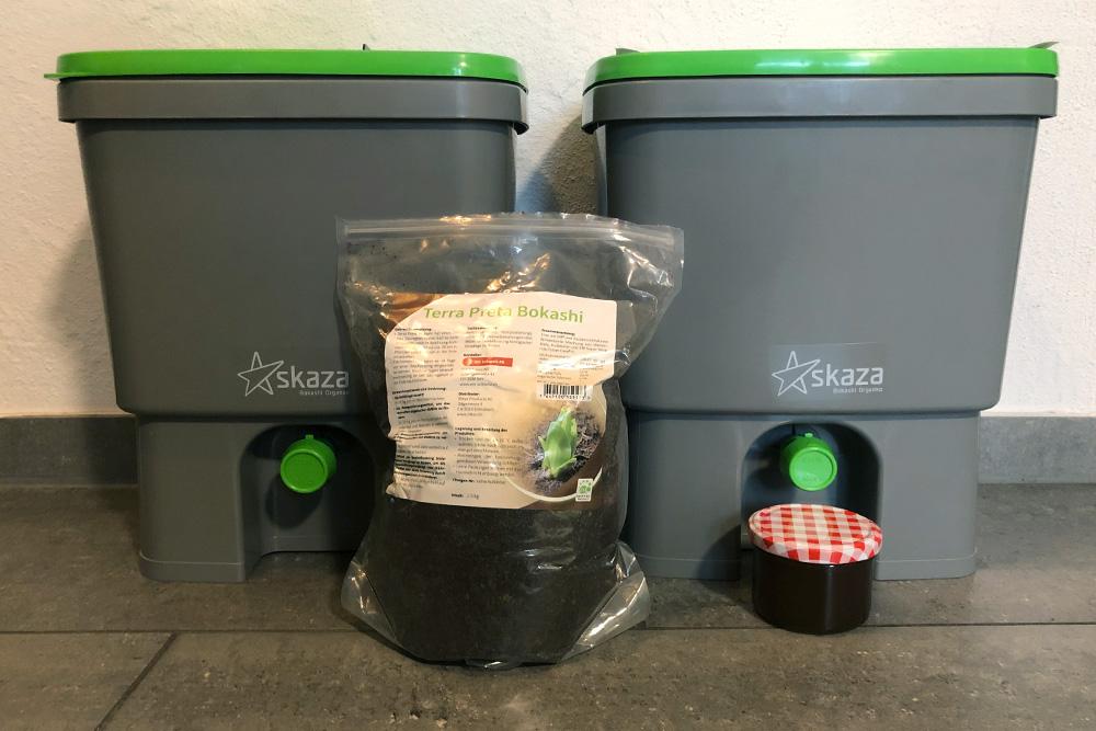 Podazz Sac de compost /écologique fait maison Ferment Organique Sac de compost Pot de cuisine D/échets de compost Sac de rangement pour jardin Cour 35*60 1